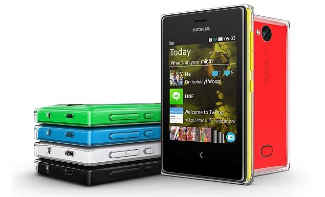 Nokia vypustila novou aktualizaci pro vybrané modely Asha