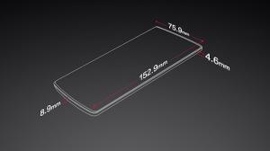 OnePlus One - rozměry