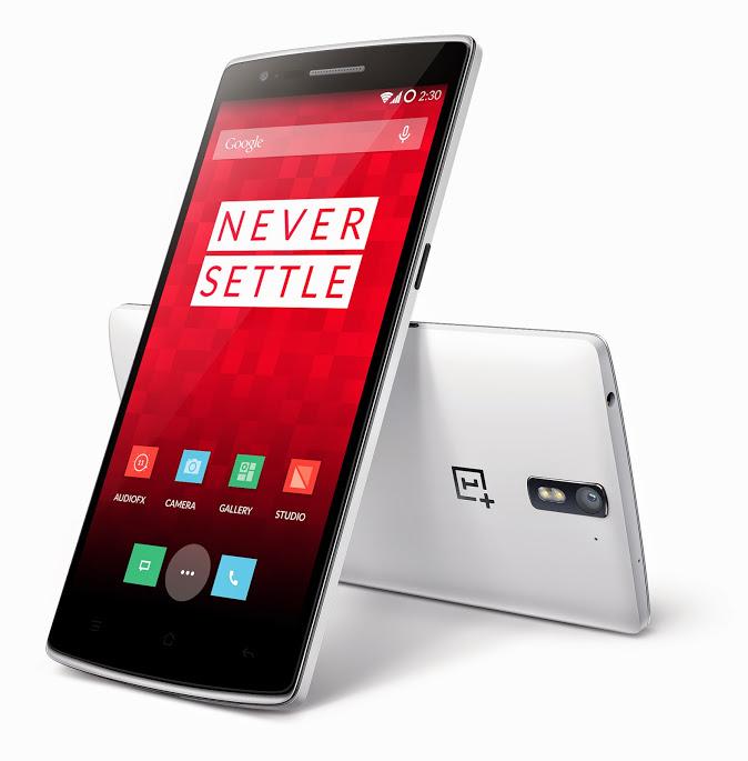 OnePlus – Vyberete čistý Android nebo CyanogenMod?