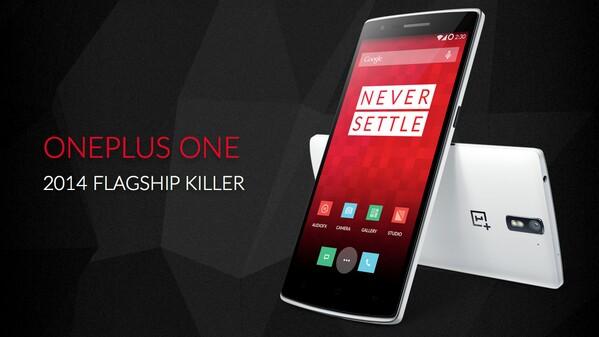 OnePlus One oficiálně představen