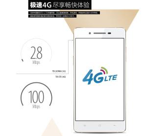 Oppo R1S - LTE