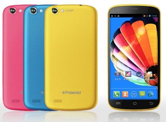PolaSma: první chytrý telefon od Polaroidu