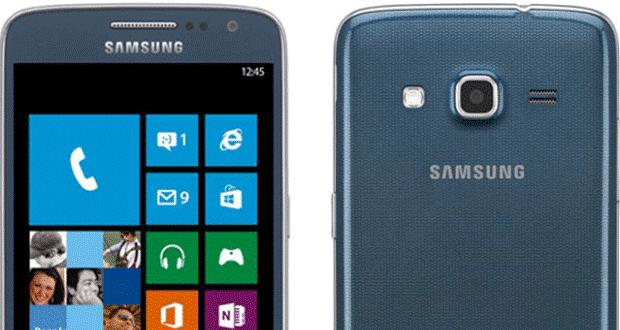 Samsung Ativ Core – nová šance pro Windows Phone