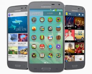 Samsung Galaxy Beam 2 - UI