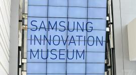 Samsung otevřel vlastní historické muzeum