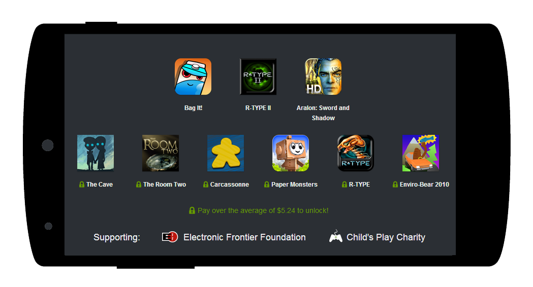 Humble Mobile Bundle 5 pro Android – The Room Two a další hry [aktualizováno]