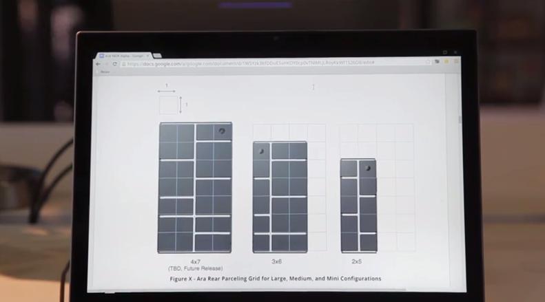 Projekt ARA – podívejte se do zákulisí vývoje modulárního smartphonu