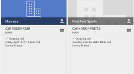 Nový design googlí aplikace Telefon se ukazuje na dalším snímku [aktualizováno, spekulace]