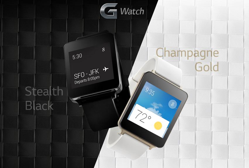 LG G Watch – podívejte se na předprodukční verzi [aktualizováno]