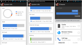 CCleaner – Legendární čistič nyní pro Android