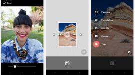 Fotoaparát Google – odhalují se budoucí funkce?