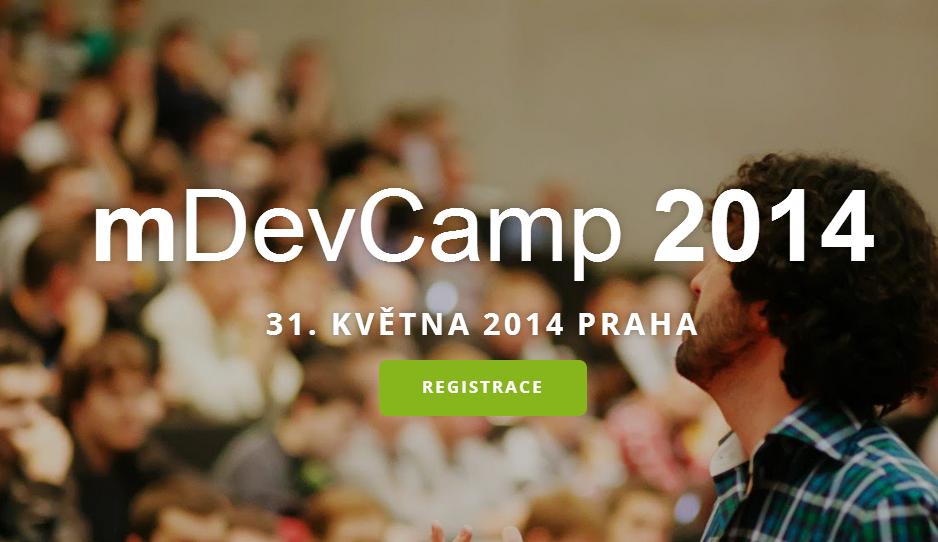 Odstartovala registrace na letošní vývojařský mDevCamp
