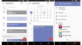 Nový Google Kalendář pro Android – unikají snímky obrazovek