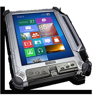 Xplore XC6: tablet stvořený pro armády