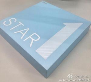 ZTE Star 1 - prodejní balení