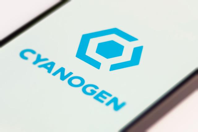 Společnost Cyanogen Inc. odhalila nové logo