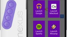Dimple – Čtyři přídavná tlačítka pro váš telefon