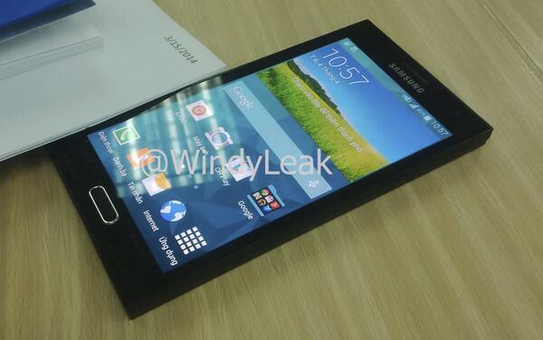 Prémiová modelová řada Samsungu se zřejmě ukazuje na fotkách
