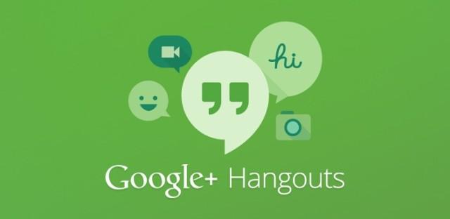 Hangouts nově podporuje CallKit od Applu