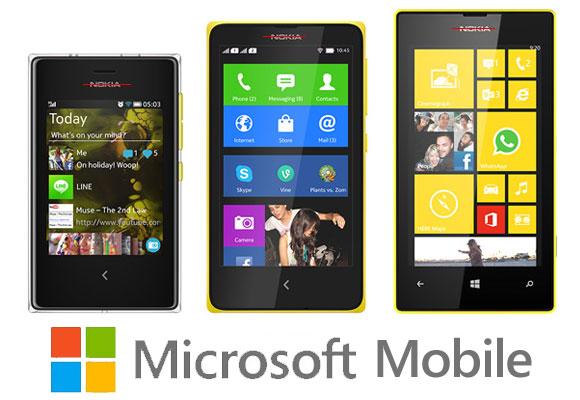 Nokia se mění v Microsoft Mobile