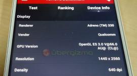 Údajná fotografie LG G3 odhaluje displej s Quad HD rozlišením
