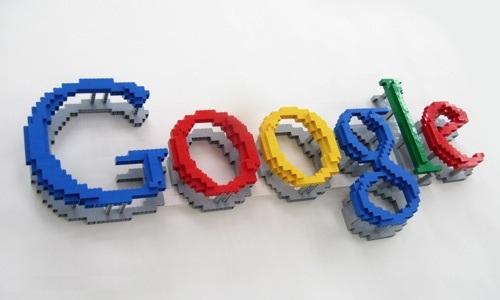 Google Lego – experimentální projekt pro mobilní stránky
