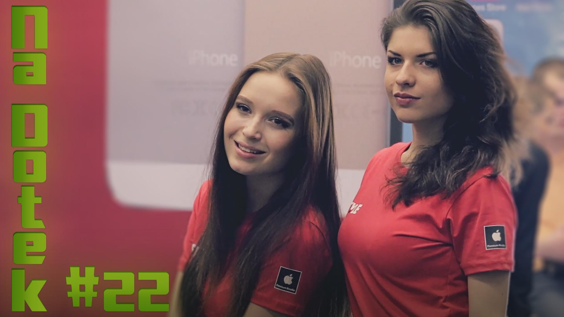 Na Dotek #22 – iCON Prague 2014 (+ Nerozbitný reproduktor)