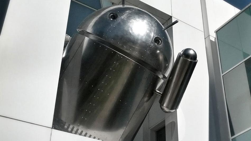 Projekt Android Silver je u ledu [spekulace]