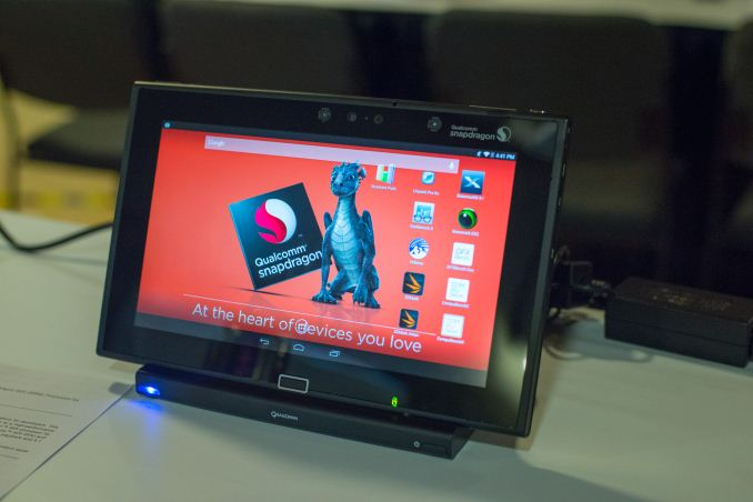 Snapdragon 805 – výkonnostní testy
