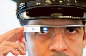Dubajská policie s Google Glass