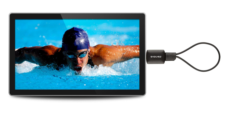 Evolveo XtraTV stick: sledujte TV ve vašem zařízení