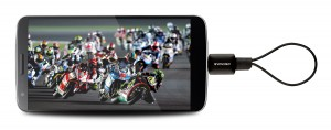 Evolveo XtraTV Stick - telefon