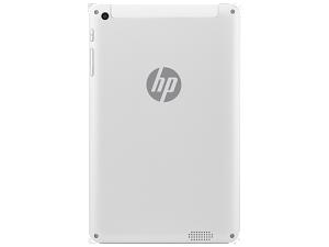 HP 7 Plus - zadní strana