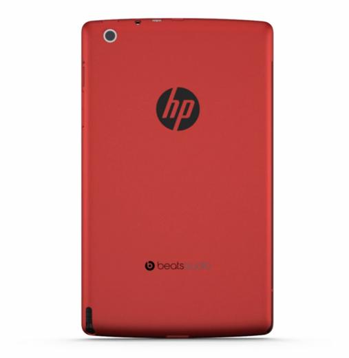 HP chystá tablet Slate 7 ve speciální edici Beats
