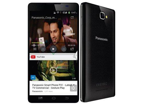 Panasonic uvedl osmijádrový model P81