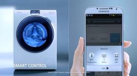 Samsung WW9000 - ovládání