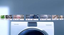 Samsung WW9000 - programy