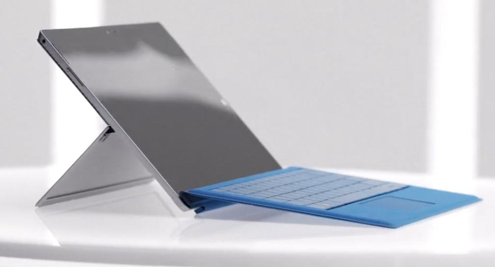 Microsoft představil nový Surface Pro 3