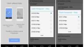 Fotoaparát Google získává možnost focení 16:9 [Android]