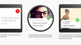 Android Wear – ukázky notifikací