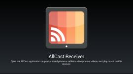 AllCast Receiver – Streamujte media do androidího zařízení