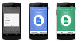 Disk Google aktualizován – vyžaduje nové aplikace Tabulky a Dokumenty