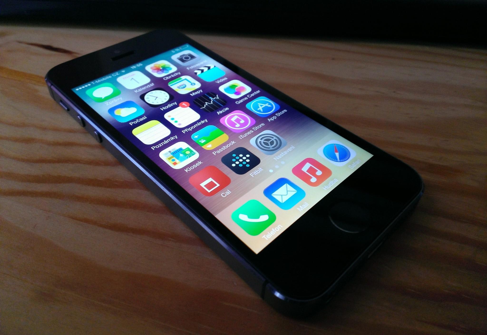 iPhone 5s – po půl roce používání [komentář]