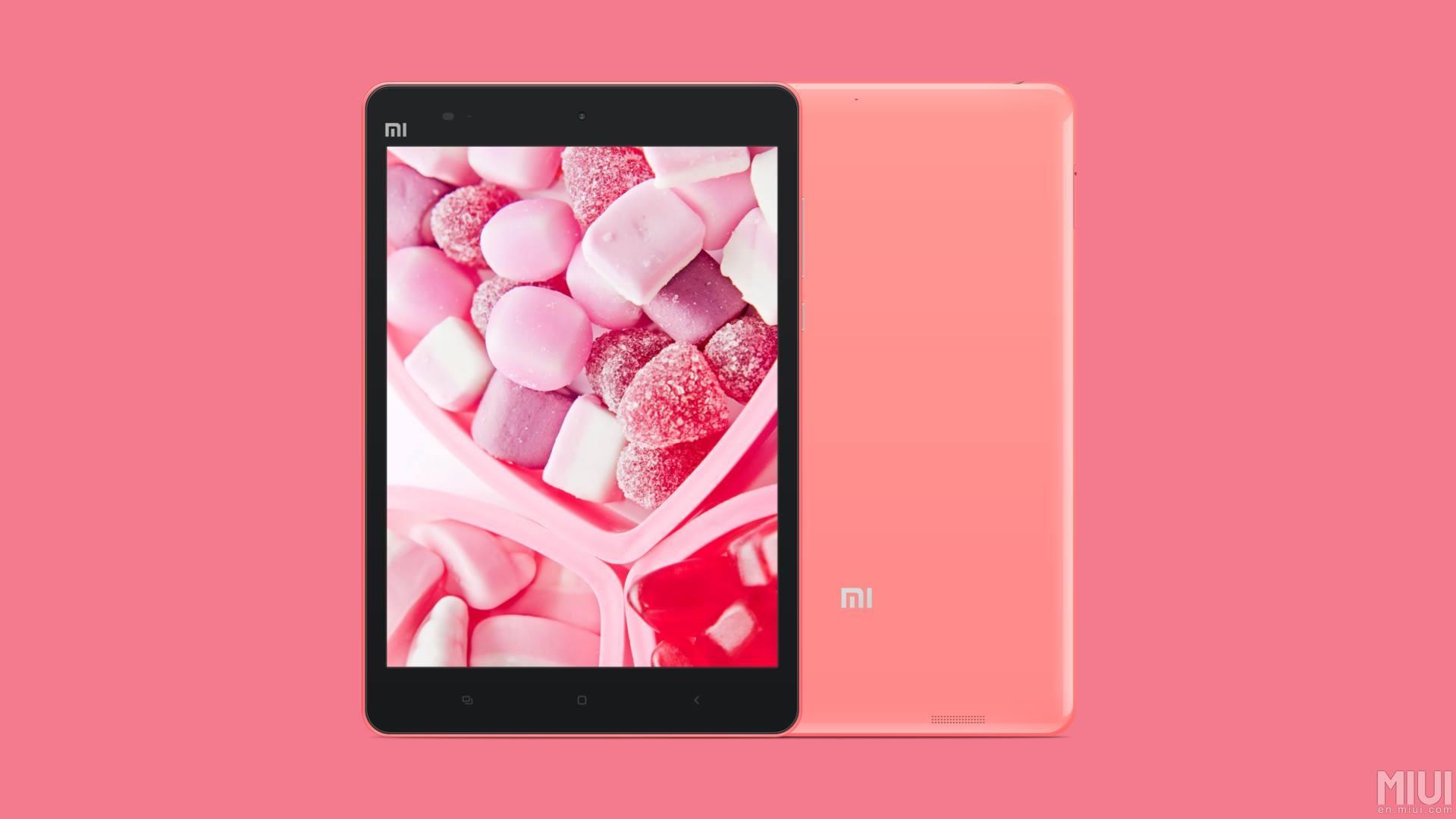 Xiaomi Mi Pad – první tablet oficiálně představen