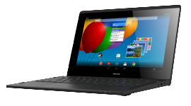 Archos ArcBook - levný notebook s dotykovým displejem a Androidem