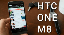 HTC One M8 – videopohled