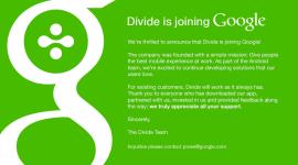 Google koupil Divide – zřejmě vylepší Android pro trend BYOD