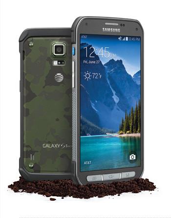 Samsung Galaxy S5 Active nyní oficiálně