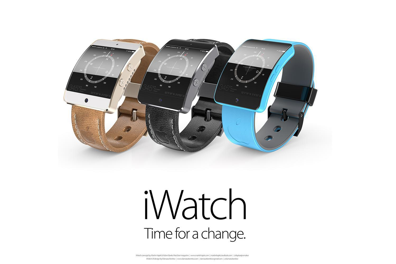 Apple iWatch přijdou nejspíše s bezdrátovým nabíjením