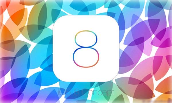 iOS 8 Beta 2 v oběhu